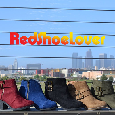 RED SHOE LOVER - orangeshine.com