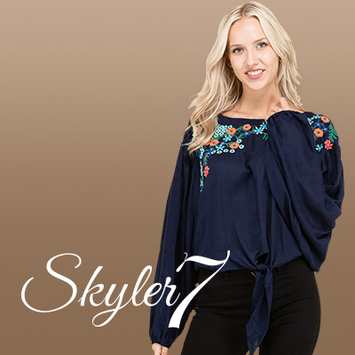 SKYLER 7 WHOLESALE SHOP - orangeshine.com