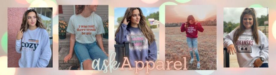 Ask Apparel - orangeshine.com