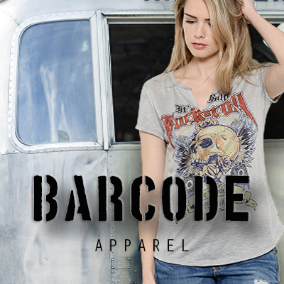 BARCODE APPAREL - orangeshine.com