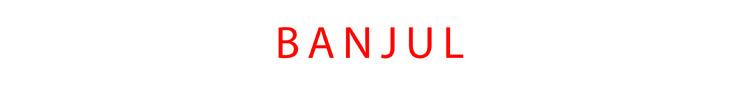 BANJUL - orangeshine.com