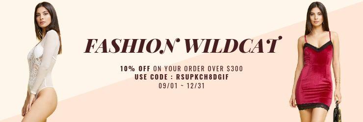 FASHION WILDCAT - orangeshine.com