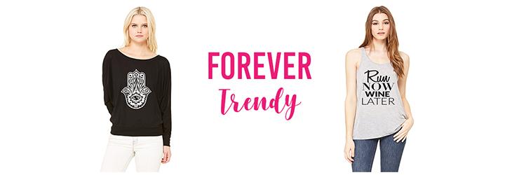 Forever Trendy - orangeshine.com