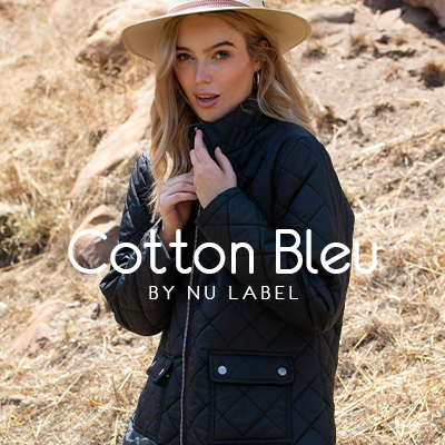 Cotton Bleu by Nu Label WHOLESALE SHOP - orangeshine.com