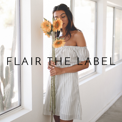 FLAIR THE LABEL - orangeshine.com