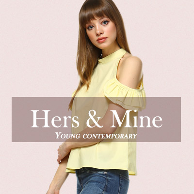 HERS & MINE - orangeshine.com