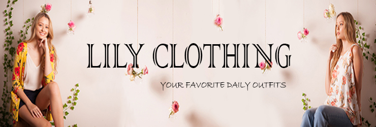 Lily Clothing - orangeshine.com