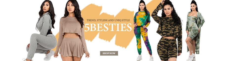 5BESTIES - orangeshine.com