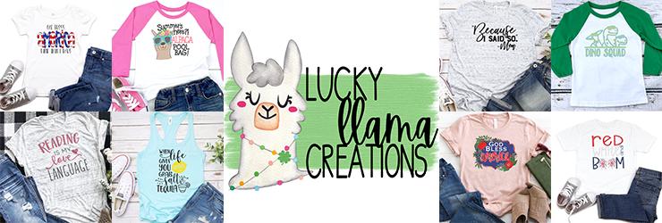Lucky Llama Creations - orangeshine.com
