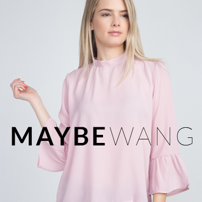 MAYBE WANG - orangeshine.com