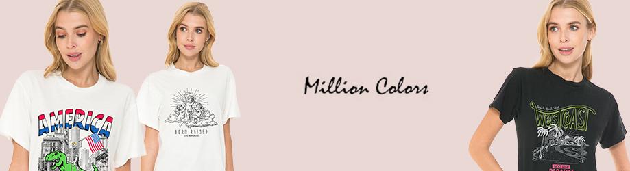 MILLION COLORS - orangeshine.com