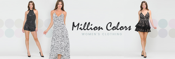 MILLION COLORS - orangeshine.com