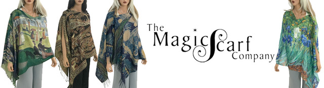 The Magic Scarf Company - orangeshine.com