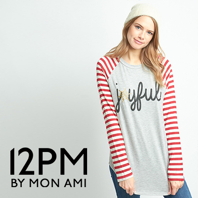 12PM BY MON AMI WHOLESALE SHOP - orangeshine.com