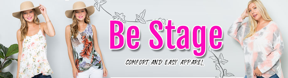 BE STAGE - orangeshine.com