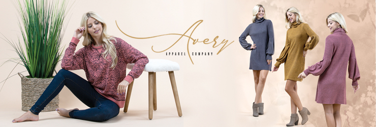 Avery Apparel - orangeshine.com
