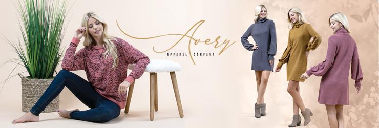 Avery Apparel - orangeshine.com