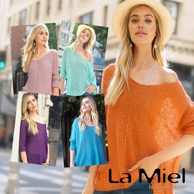 LA MIEL By Hyped Unicorn WHOLESALE SHOP - orangeshine.com
