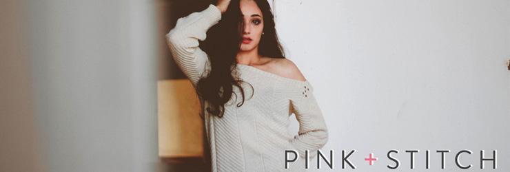 PINK STITCH - orangeshine.com