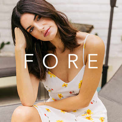 FORE COLLECTION - orangeshine.com