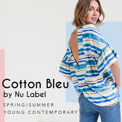 Cotton Bleu by Nu Label WHOLESALE SHOP - orangeshine.com