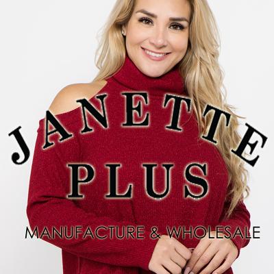 JANETTE PLUS WHOLESALE SHOP