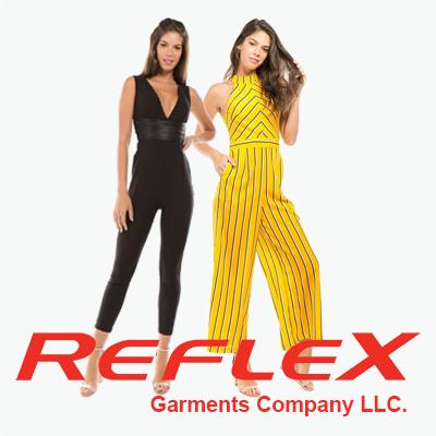 REFLEX GARMENTS COMPANY WHOLESALE SHOP