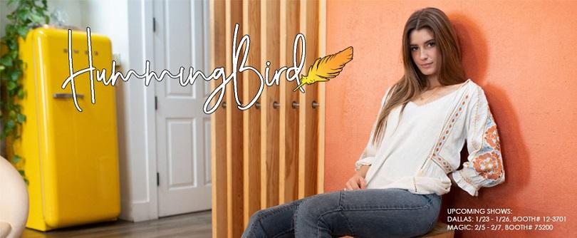 HUMMINGBIRD - orangeshine.com