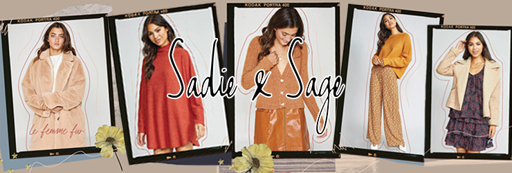 SADIE AND SAGE - orangeshine.com