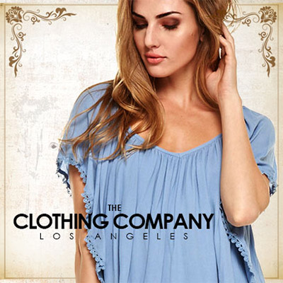 THE CLOTHING COMPANY - orangeshine.com