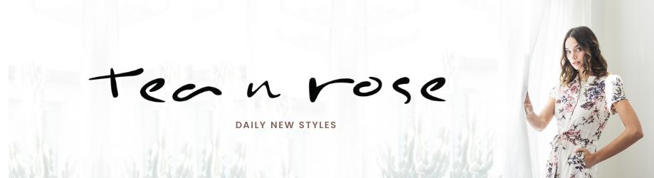 Tea N Rose - orangeshine.com