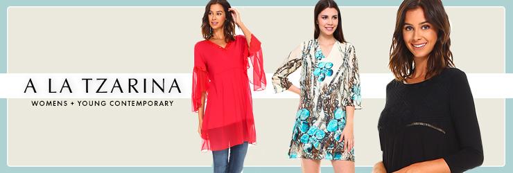 A L A TZARINA - orangeshine.com