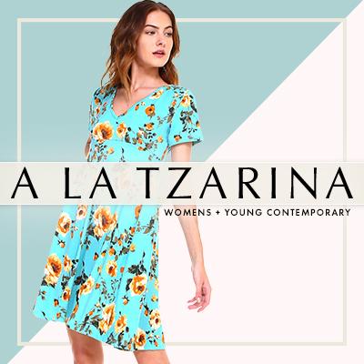 A L A TZARINA WHOLESALE SHOP