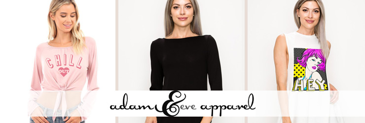 ADAM AND EVE APPAREL - orangeshine.com