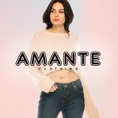 AMANTE CLOTHING - orangeshine.com
