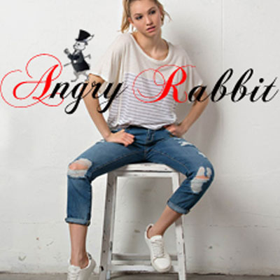 ANGRY RABBIT - orangeshine.com
