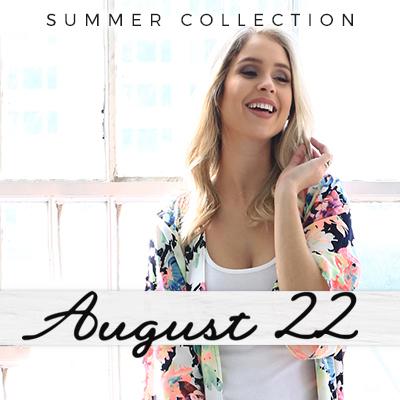 AUGUST 22 WHOLESALE SHOP