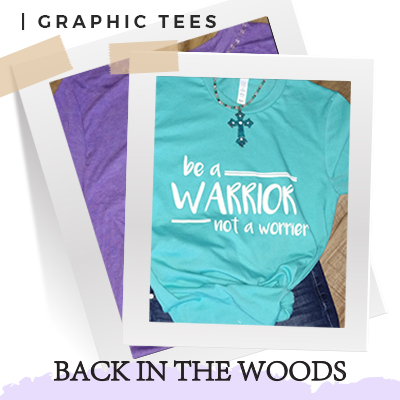 Back In the Woods WHOLESALE SHOP