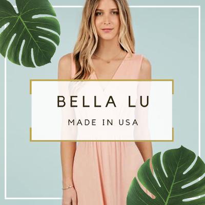 Bella Lu: MADE IN USA - orangeshine.com