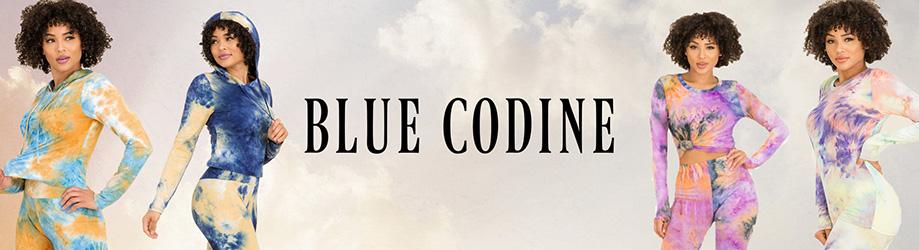 BLUE CODINE - orangeshine.com