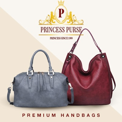 Princess Purse - orangeshine.com