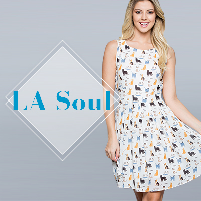 LA SOUL - orangeshine.com