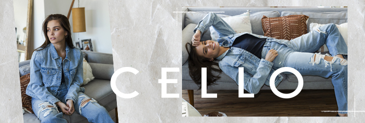 Cello Jeans - orangeshine.com