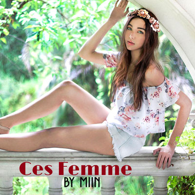 CES FEMME BY MIIN WHOLESALE SHOP - orangeshine.com
