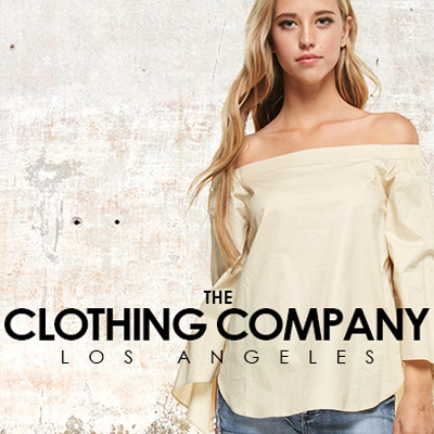 THE CLOTHING COMPANY WHOLESALE SHOP - orangeshine.com