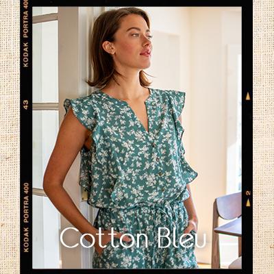 Cotton Bleu by Nu Label WHOLESALE SHOP
