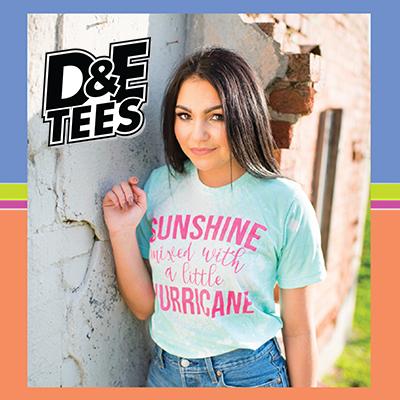 D&E Tees WHOLESALE SHOP