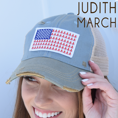 JUDITH MARCH ACCESSORIES - orangeshine.com