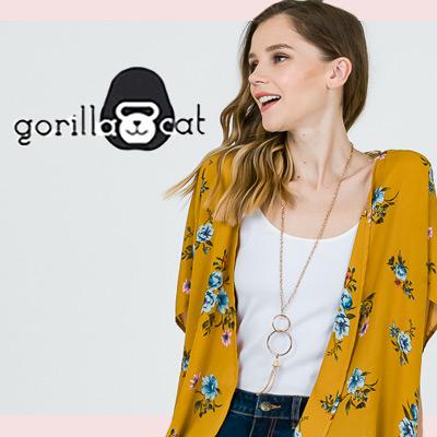 GORILLA CAT - orangeshine.com