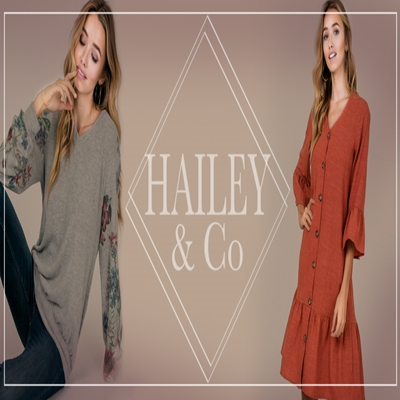 HAILEY AND CO WHOLESALE SHOP